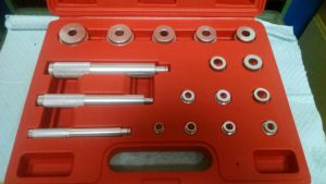 R138 Bearing an Bushing Driver Kit $29.95
