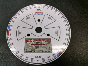 New Rix Tech Tool 360 Degree Wheel
